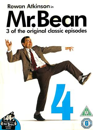 Rent Mr Bean: Vol.4 Online DVD Rental