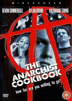 Rent The Anarchist Cookbook Online DVD Rental