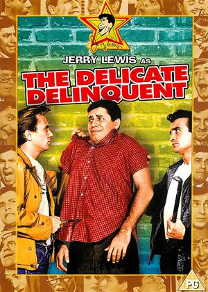 Rent The Delicate Delinquent Online DVD Rental
