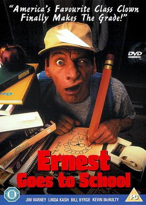 Ernest Goes to School Online DVD Rental