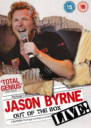 Rent Jason Byrne: Out of the Box Online DVD Rental