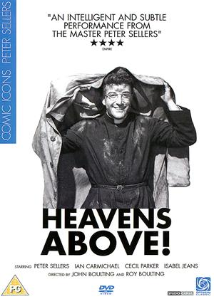 Rent Heavens Above! Online DVD Rental