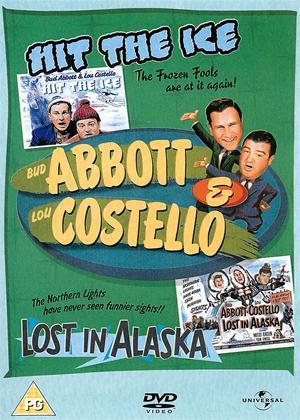 Rent Hit the Ice / Lost in Alaska Online DVD Rental