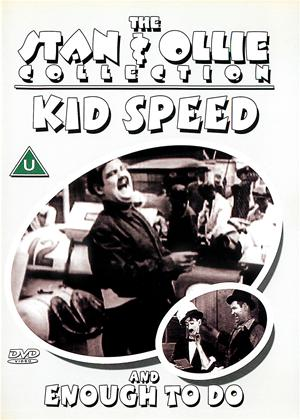 Rent The Stan and Ollie Collection: Kid Speed / Enough to Do Online DVD Rental