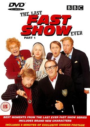 Rent The Fast Show: The Last Fast Show Ever Online DVD Rental