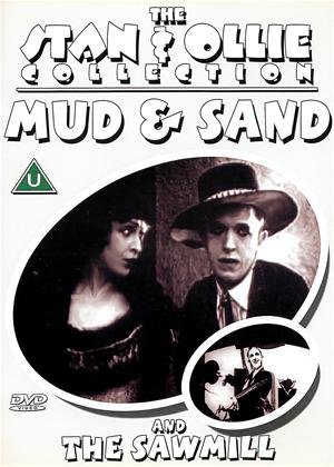 Rent The Stan and Ollie Collection: Mud and Sand / The Sawmill Online DVD Rental