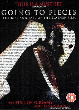 Rent Going to Pieces: The Rise Fall and Rise of The Slasher FIlm Online DVD & Blu-ray Rental