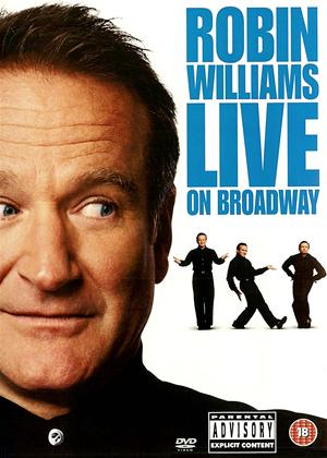 Rent Robin Williams: Live on Broadway Online DVD Rental