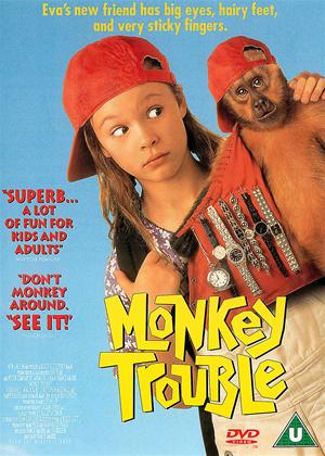 Rent Monkey Trouble Online DVD Rental