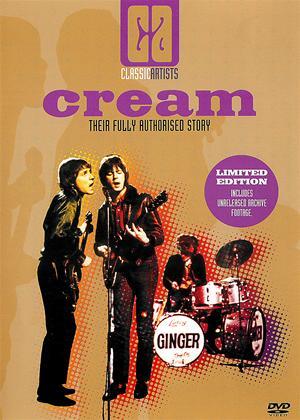 Rent Cream: Classic Artists Online DVD Rental