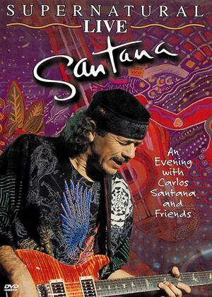 Rent Santana: Supernatural: Live Online DVD Rental