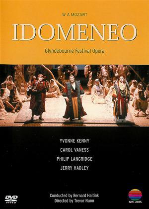 Rent Mozart: Idomeneo Online DVD Rental