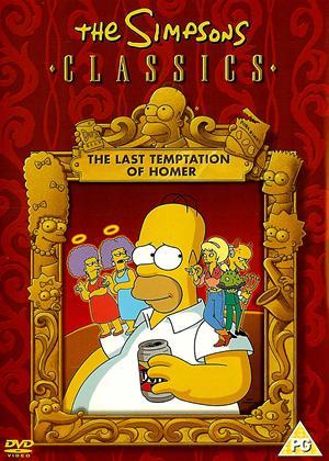 Rent The Simpsons Classics: The Last Temptation of Homer Online DVD Rental