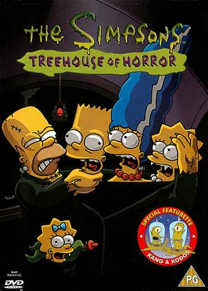 The Simpsons: Treehouse of Horror Online DVD Rental