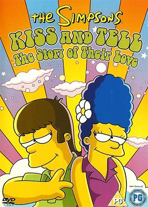 Rent The Simpsons: Kiss and Tell Online DVD Rental