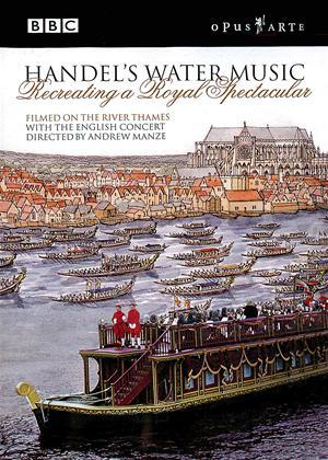 Rent Handel: Water Music Online DVD Rental