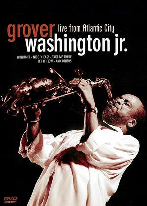 Rent Grover Washington Junior: Live from Atlantic City Online DVD Rental
