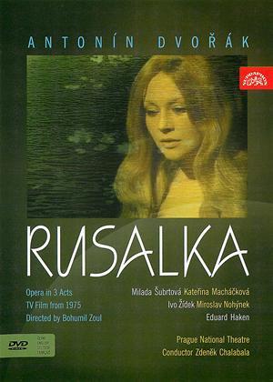 Rent Dvorak: Rusalka: Prague National Theatre Online DVD Rental