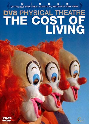 Rent DV8 Physical Theatre: The Cost of Living Online DVD Rental
