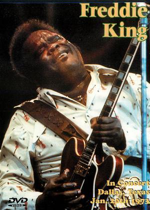 Rent Freddie King: Live in Dallas Online DVD Rental