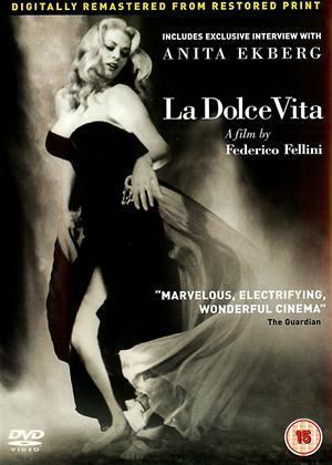 Rent La Dolce Vita (aka La dolce vita) Online DVD Rental