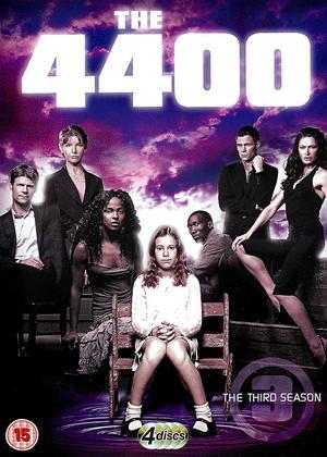Rent The 4400: Series 3 Online DVD Rental