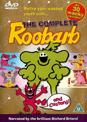 Rent Roobarb and Custard: The Complete Roobarb and Custard Online DVD Rental