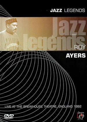 Rent Jazz Legends: Roy Ayers Online DVD Rental