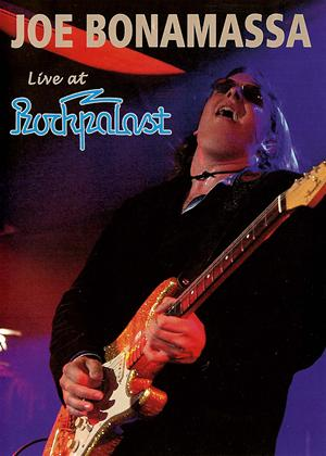 Rent Joe Bonamassa: Live at Rock Palast Online DVD Rental