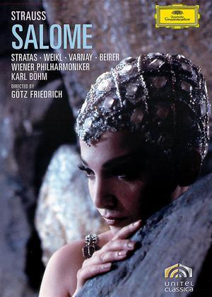 Rent Strauss: Salome: Stratus/Vernay Online DVD & Blu-ray Rental
