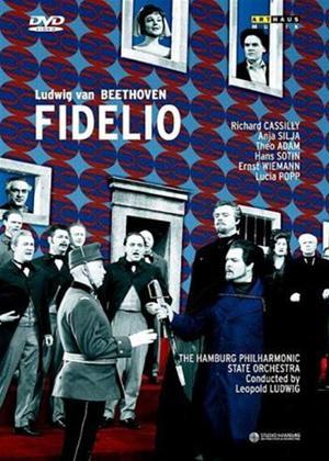 Rent Beethoven: Fidelio: Hamburg State Opera Online DVD Rental