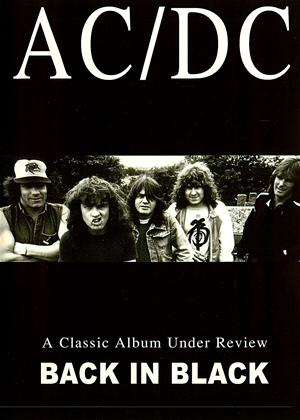 Rent AC/DC: Back in Black a Classic Album Under Review Online DVD Rental