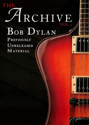 Rent Bob Dylan: The Archive: Vol.1 Online DVD Rental