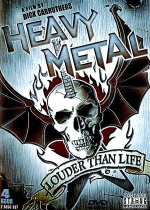Rent Heavy Metal: Louder Than Life Online DVD Rental
