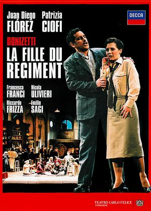 Rent Donizetti: La Fille Du Regiment Online DVD Rental