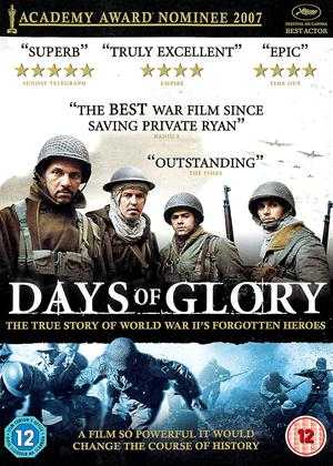 Rent Days of Glory (aka Indigènes) Online DVD & Blu-ray Rental