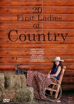 Rent 20 First Ladies of Country Online DVD Rental