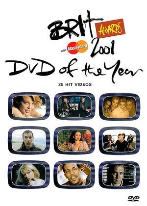 Rent The Brit Awards 2001 Online DVD Rental