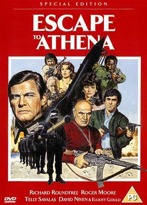 Rent Escape to Athena Online DVD Rental
