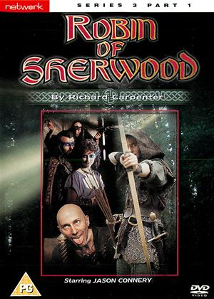 Rent Robin of Sherwood: Series 3: Part 1 Online DVD Rental