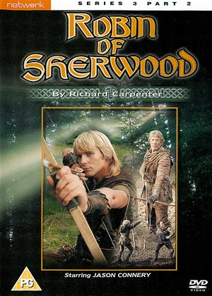 Rent Robin of Sherwood: Series 3: Part 2 Online DVD Rental