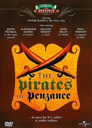 Rent Gilbert and Sullivan: Pirates of Penzance Online DVD Rental