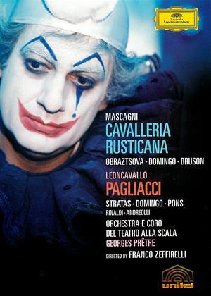 Rent Mascagni: Cavalleria Rusticana / Leoncavallo: Pagliacci Online DVD & Blu-ray Rental