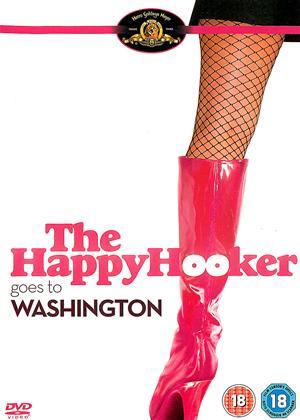 Rent The Happy Hooker Goes to Washington Online DVD Rental