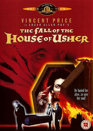The Fall of the House of Usher Online DVD Rental
