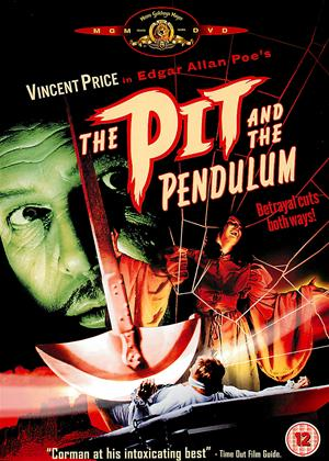 Rent The Pit and the Pendulum Online DVD Rental