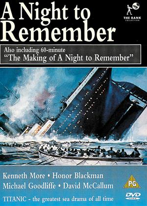 Rent A Night to Remember Online DVD & Blu-ray Rental