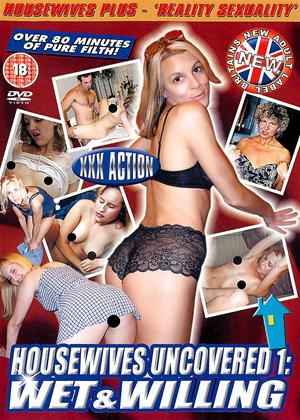 Housewives Uncovered 1: Wet and Willing Online DVD Rental