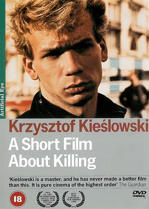 Rent A Short Film About Killing (aka Krotki film o zabijaniu) Online DVD & Blu-ray Rental