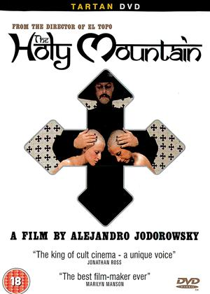 Rent The Holy Mountain Online DVD Rental